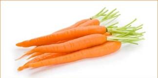Полезные свойства молодой моркови