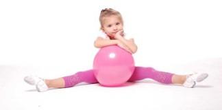 Ритмическая гимнастика для детей