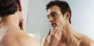 Уход за кожей лица мужчин