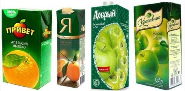 Чем отличаются сок из пакета и настоящий