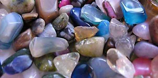 Лечимся камнями