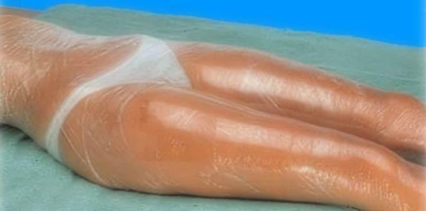 Медово-горчичное обертывание