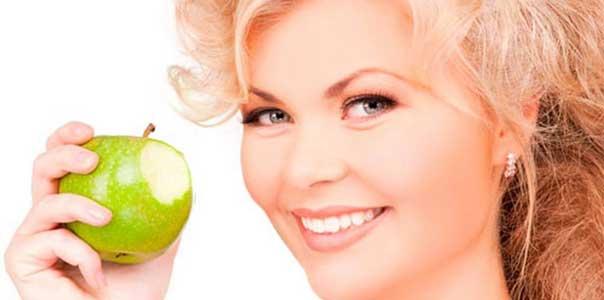 Одно яблоко в день омолаживает