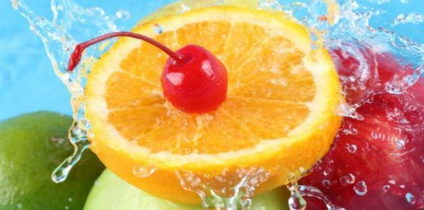 Вишня и апельсин заменят лекарства