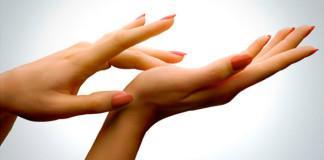 Водный массаж для рук
