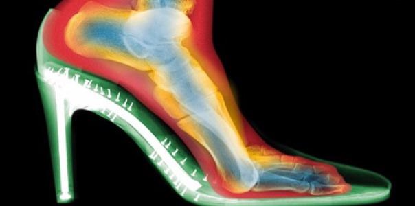 Что происходят с твоим телом, когда ты снимаешь каблуки