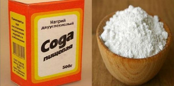 Пищевая сода в борьбе с онкологией