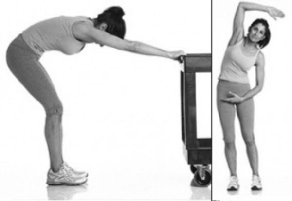 7 отличных упражнений, которые избавят от боли в спине