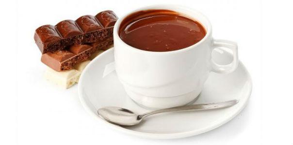 Горячий шоколад стимулирует мозг