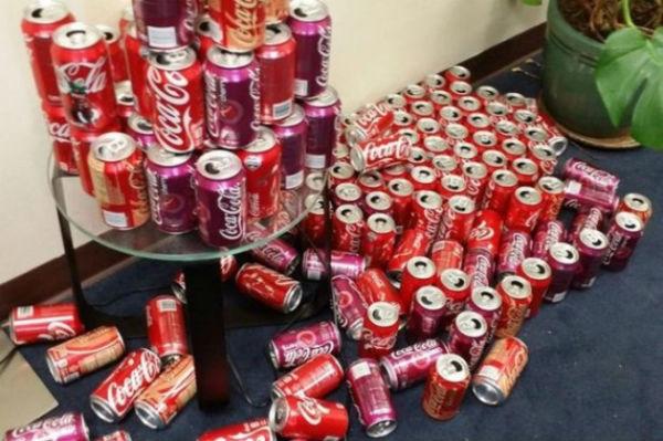 Не злоупотребляйте кока-колой