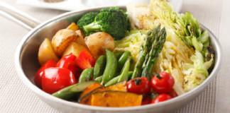 Низкокалорийная диета замедляет старение