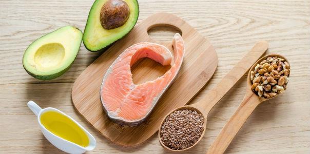 Полезные продукты с высоким содержанием жира