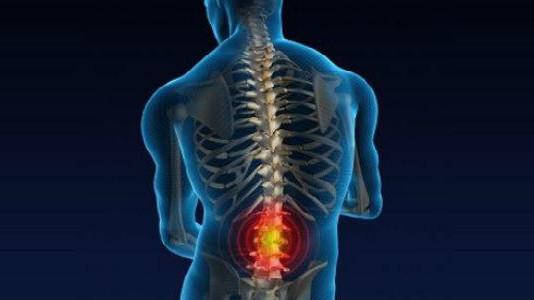 Специальное упражнение при болях в пояснице