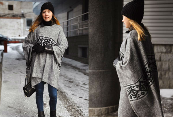 Базовый женский гардероб на зиму