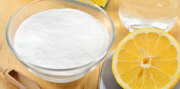 Лимон с пищевой содой - мощная лечебная комбинация!