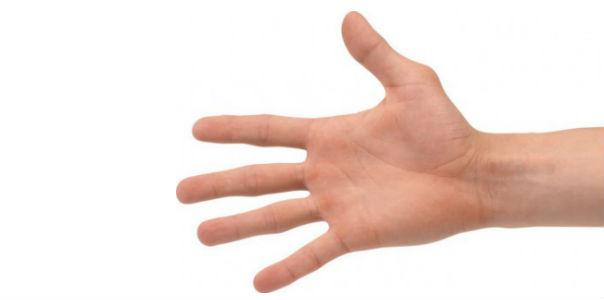 Определение болезни по руке