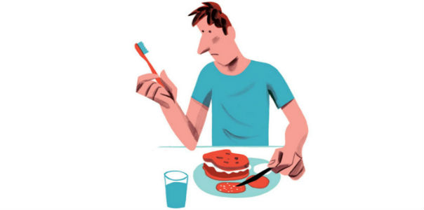 Повседневные опасные ошибки для здоровья