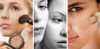 Приемы коррекции лица и зоны вокруг глаз