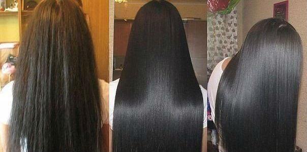 Все о масле для волос