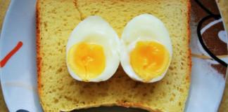 1 яйцо в день