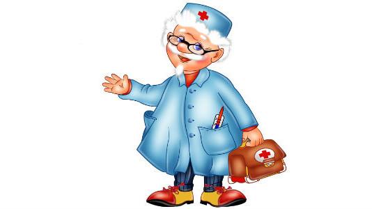 Байки немолодого врача