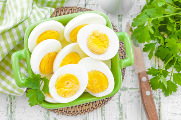 15 продуктов, которые сжигают жир