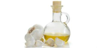 Чесночное масло и его польза