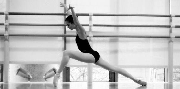 Упражнения балерин для стройности ног