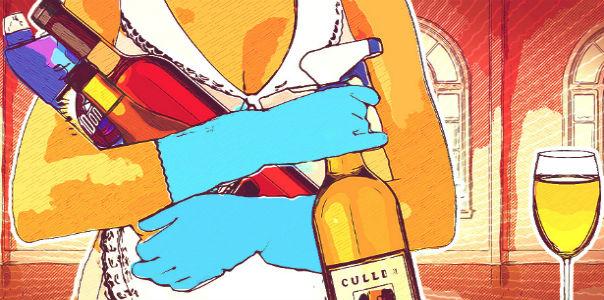 Что делать с недопитым вином