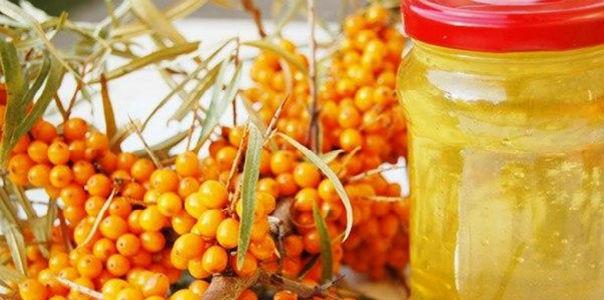 Облепиховое масло для здоровья и красоты