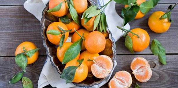 Очищение суставов мандаринами