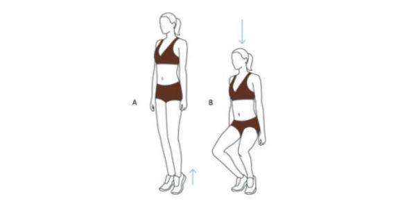Простые упражнения для внутренней поверхности бедра