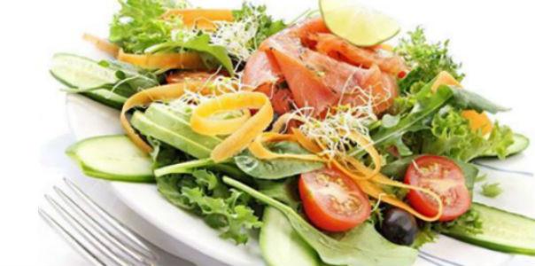 Салат против ломкости костей