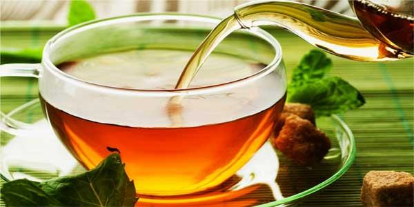 Травяные чаи для здоровья кожи