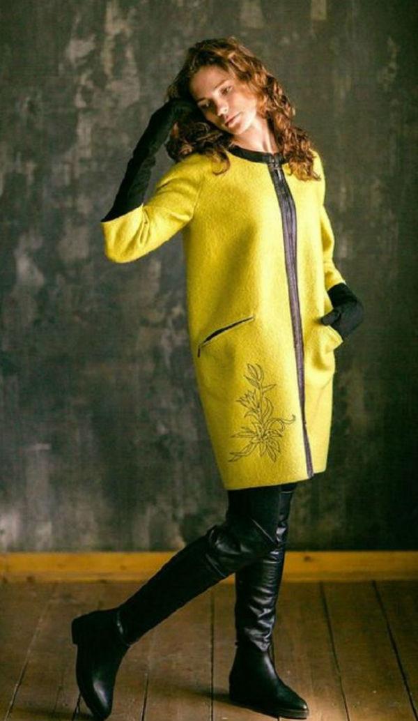Самые модные женские пальто сезона осень - 2016