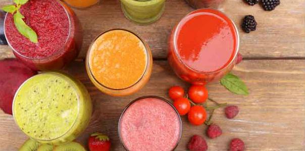 10 лечебных соков на все случаи жизни