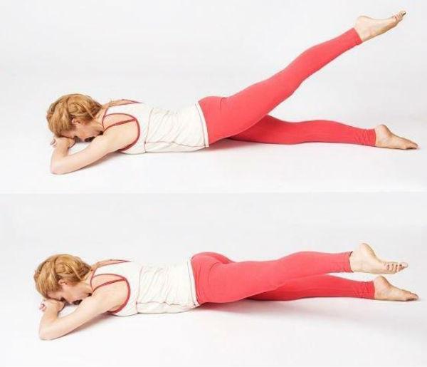 Профилактика болей в спине и остеохондроза.