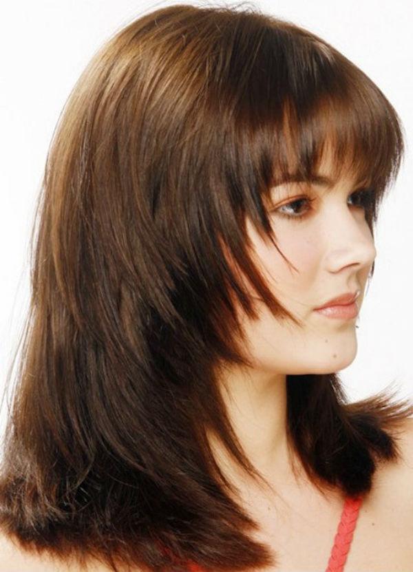 Прическа розочки из волос