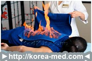 Лечение спины в Корее