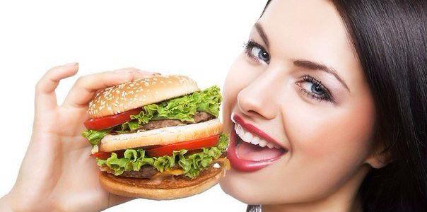 Прием пищи и последующие боли в желудке