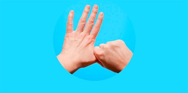 За что отвечает большой палец