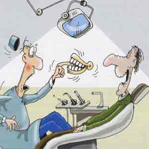 В стоматологии