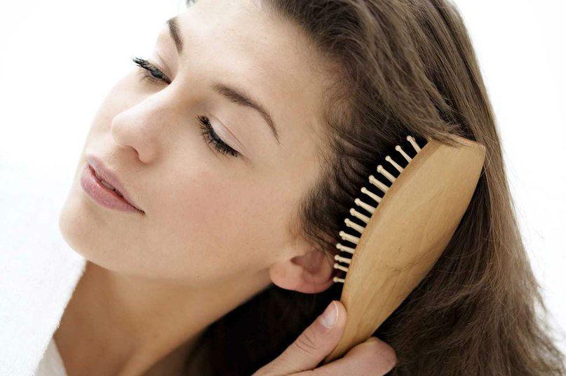 Возвращаем волосам блеск после зимы4