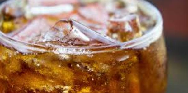 Coca Cola под микроскопом